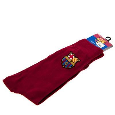 Чорапи BARCELONA Claret Socks 6-11 500414  изображение 5