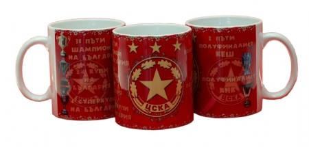 Чаша CSKA Ceramic Mug Champion Cups 500722  изображение 2