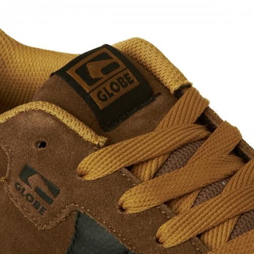 Мъжки Обувки GLOBE Encore 2 S13 100633d 30302400281 - TOFFEE/INCA GOLD изображение 4