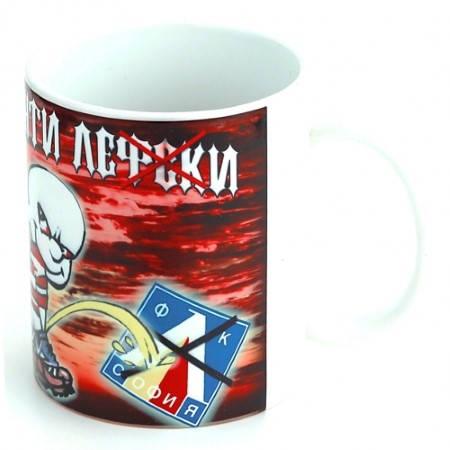Чаша CSKA Ceramic Mug AL 500719  изображение 3