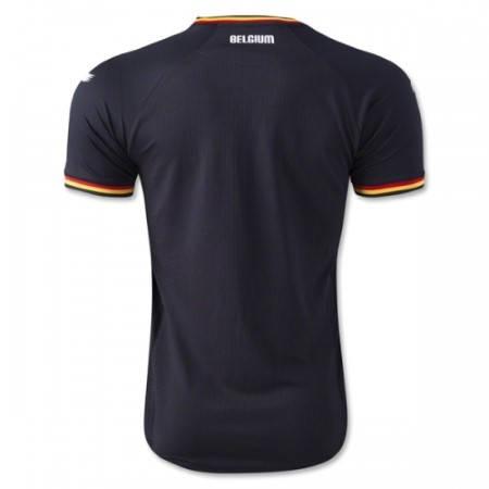 Официална Фланелка Белгия BELGIUM 2014 World Cup Away Kit 501050a  изображение 2