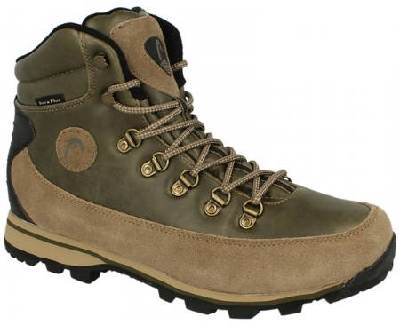 Мъжки Туристически Обувки HEAD 513 High 100973a TR009 423