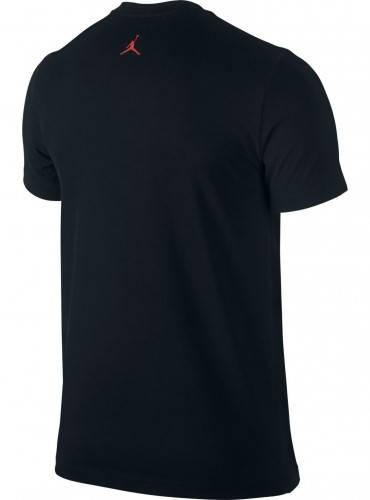 Мъжка Тениска NIKE Air Jordan 23 Archive Tee 100702 547655-010 изображение 2