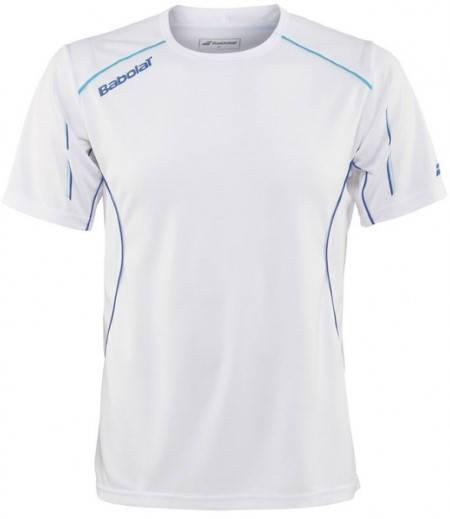 Мъжка Тениска BABOLAT T-Shirt Match Core 100959a 40S1411