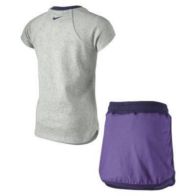 Детски Спортен Екип NIKE Action Knit Set 2 300036 412817-050-Ивко изображение 2