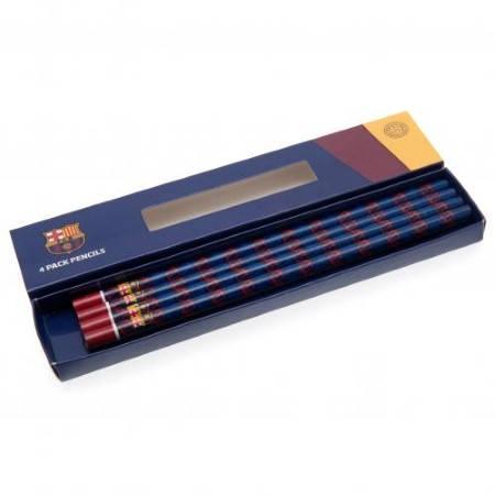 Моливи BARCELONA Pencils Set 4pk 501097