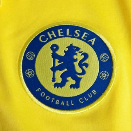 Официална Фланелка Челси CHELSEA Mens Away Shirt 14-15 501069a  изображение 3