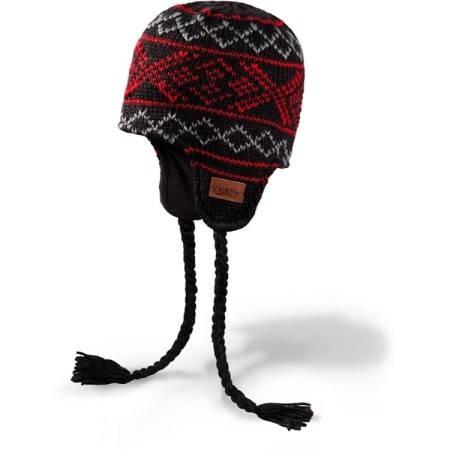 Зимна Шапка DAKINE Hippy Flake FW13 401506 30301300339-610934811629-BLACK