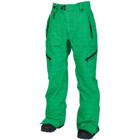 Мъжки Ски/Сноуборд Панталони 686 Plexus Plasma Thermograph W13 101010a 30306900127-Green