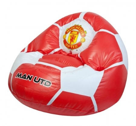 Кресло MANCHESTER UNITED Inflatable Football Chair 500063a a05infmu-6115 изображение 2