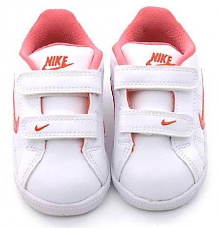 Бебешки Обувки NIKE Court Tradition 2 Plus TDV 300219 408079-118 изображение 2