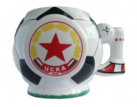 Чаша CSKA Ceramic Crest Mug 500821