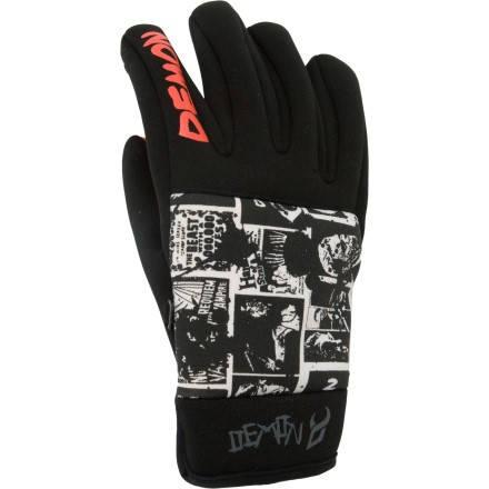 Ски/Сноуборд Ръкавици DEMON Wrath Vampire Glove W09 400340 30307100007 изображение 2