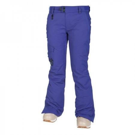 Дамски Ски/Сноуборд Панталони 686 WMNS Mannual Prism Insulated Pant W13 200686c 30306900136-IRIS