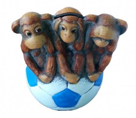 Касичка LEVSKI Money Bank Monkeys 500835  изображение 4
