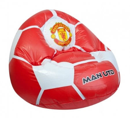 Кресло MANCHESTER UNITED Inflatable Football Chair 500063a a05infmu-6115 изображение 3