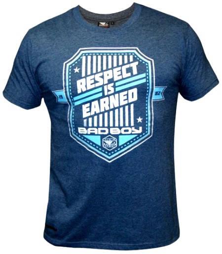 Мъжка Тениска BAD BOY Shield T-Shirt 101220