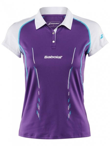 Дамска Тениска BABOLAT Polo Shirt Macth Performance 200654a 41S1417