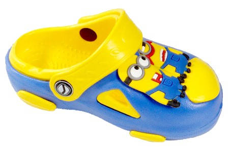 Бебешки Обувки DESPICABLE ME Minions Crocs 300466a