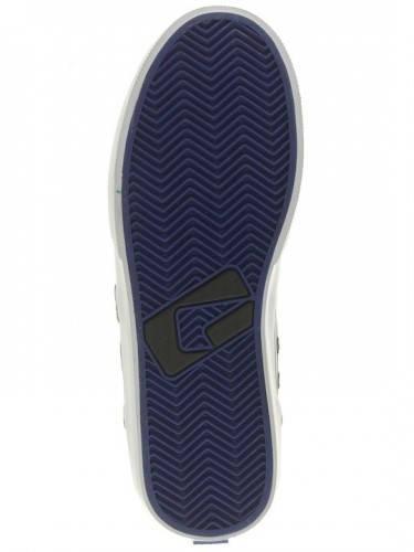 Мъжки Кецове GLOBE Motley Mid S13 100628a 30302400287 - BLACK/ELECTRIC BLUE изображение 7
