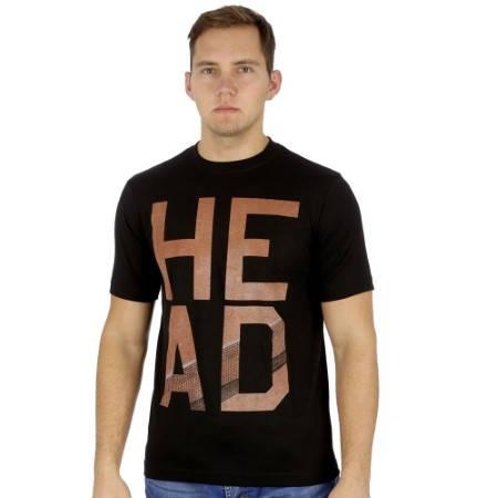 Мъжка Тениска HEAD Dart T-Shirt SS14 100823 DART T-SHIRT/811204 -BKRO изображение 7