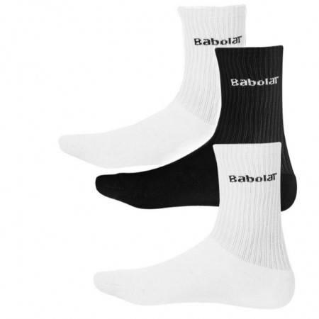 Мъжки Чорапи BABOLAT 3 Pairs Pack Socks Size 43-46 100964 45S1393