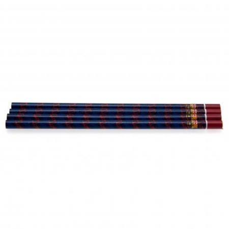 Моливи BARCELONA Pencils Set 4pk 501097  изображение 2
