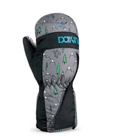 Детски Ски/Сноуборд Ръкавици DAKINE Brat Mitt Glove 400393c 30307100173 - CASCADES