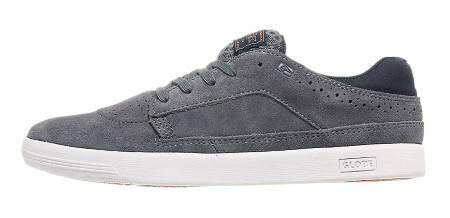 Мъжки Обувки GLOBE The Delta W13 100663a 30302400307 - CHARCOAL NAVY изображение 3
