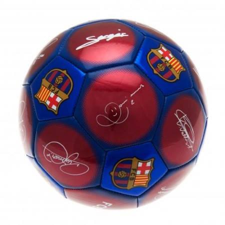 Топка BARCELONA Football Signature 500328 9535-s30fosba-s30fosbac изображение 3