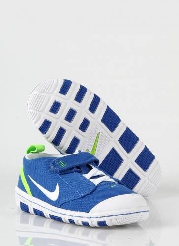 Бебешки Обувки NIKE SMS Peanut 2 CNVS TD 300117 454638-400 - Ивко изображение 5