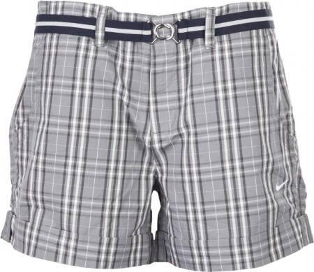 Дамски Къси Панталони NIKE CTTN Woven Plaid Short 200461 540818-065
