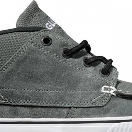 Мъжки Обувки GLOBE The Bender W11 100330 30302400239 30302400231 - CHARCOAL/WHITE/BLAC изображение 5