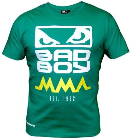 Мъжка Тениска BAD BOY Accelerate T-Shirt 101225