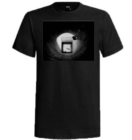 Мъжка Тениска DAKINE Tunnel Vision SS14 101027a 30308700717-BLACK