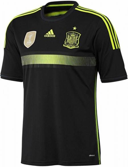 Официална Фланелка Испания SPAIN 2014 World Cup Away Kit 500986a
