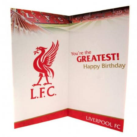 Картичка LIVERPOOL Birthday Card 500736a z01carlvda изображение 2