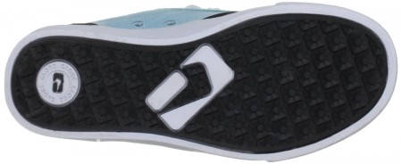 Детски Обувки GLOBE Motley Kids S13 300242 30302400272 - VINTAGE BLACK/SOFT BLUE изображение 5
