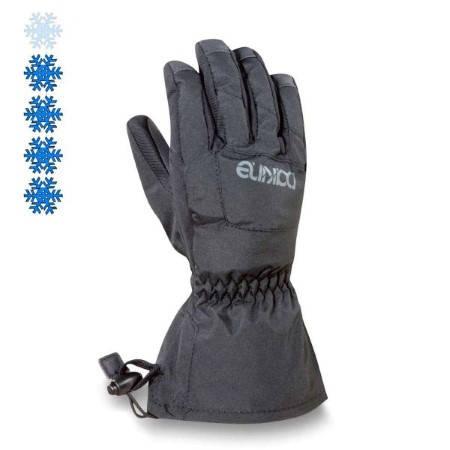 Детски Ски/Сноуборд Ръкавици DAKINE Yukon JR Glove FW13 400350c 30307100279-BLACK