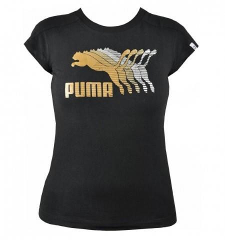 Дамска Тениска PUMA Heroes T7 Tee 200527 55469308