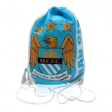 Чанта MANCHESTER CITY Gym Bag 500947