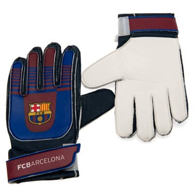 Вратарски Ръкавици BARCELONA Goalkeeper Gloves Yths 500808