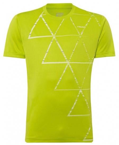 Мъжка Тениска HEAD Dash T-Shirt SS14 100834a 811134 - YWWH