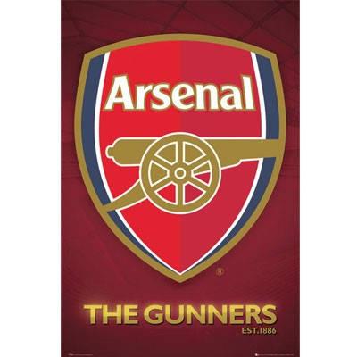 Плакат ARSENAL Poster Gunners 11 500961b