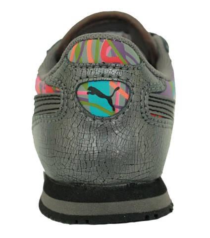 Бебешки Обувки PUMA Cabana Racer Lux V 300199 35089301 изображение 3