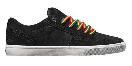 Мъжки Обувки GLOBE The Eaze S11 100634a 30302400025 - DIRTY RASTA
