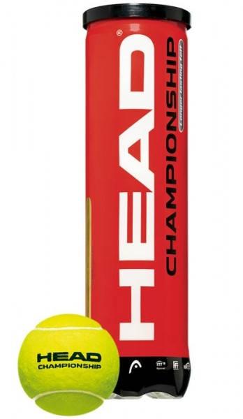 Тенис Топки HEAD Championship x4 401106