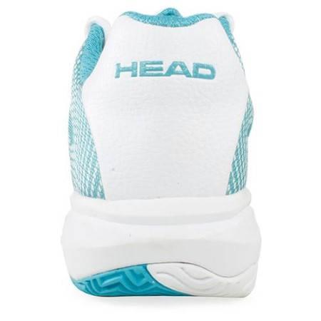 Детски Тенис Обувки HEAD Instinct II Team 300230 274133-WHBL изображение 8