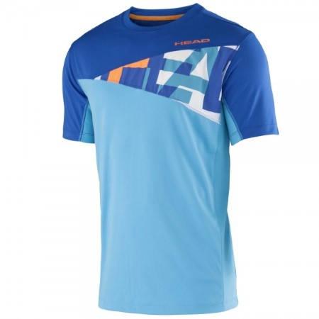 Детска Тениска HEAD Arne B T-Shirt SS15 300483a 816235-TQBL