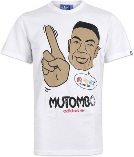 Мъжка Тениска ADIDAS Mutombo Head T-Shirt 100889 F91179